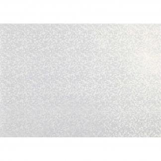 Perlemorspapir, A4 210x297 mm, 120 g, hvid perlemor, iskrystal, 10ark