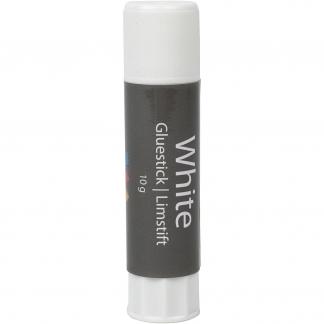 White limstift, 10 g, 1stk.