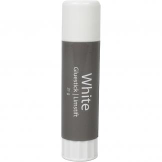 White limstift, 21 g, 1stk.