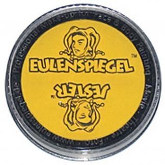 Eulenspiegel Ansigtsmaling, sun yellow, 20ml