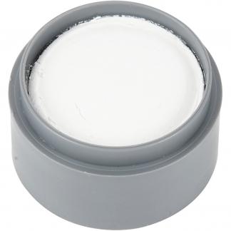 Grimas Ansigtsmaling, hvid, 15ml
