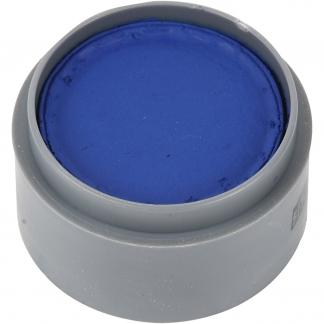Grimas Ansigtsmaling, mørk blå, 15 ml/ 1 ds.