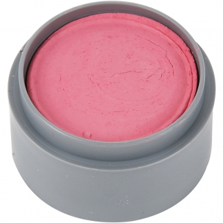 Grimas Ansigtsmaling, lys pink, 15 ml/ 1 ds.