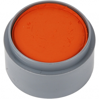 Grimas Ansigtsmaling, orange, 15 ml/ 1 ds.