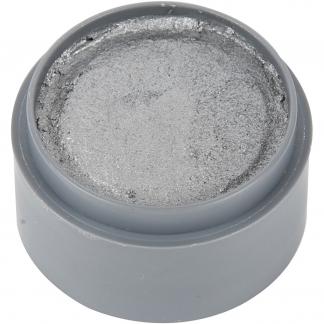 Grimas Ansigtsmaling, sølv, 15 ml/ 1 ds.